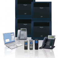 ตู้สาขา Digital IP-PBX System Panasonic KX-TDE600 0